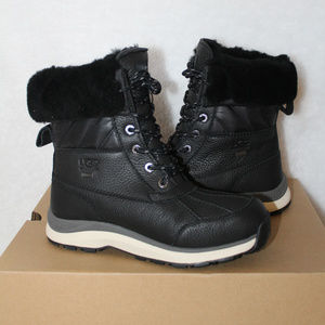 UGG ADIRONDACK III WATERPROOF QUILTED WINTER BOOTS
